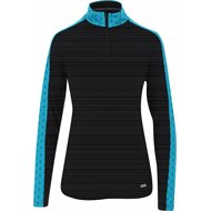 Under Armour Zinger Feather Print 1/4 Zip Outerwear