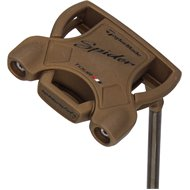 "TaylorMade Custom Tour Bronze Spider ""L"" Neck Putter"