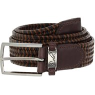 Arnold Palmer AP Bonded Leather Stretch Braid Accessories