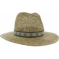 Dorfman Pacific Scala Straw & Toyo Collection Echols Headwear