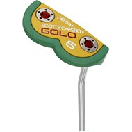 Titleist Custom Scotty Cameron Golo 6 2015 Augusta Green/Gold Putter