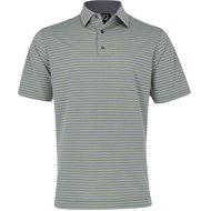 FootJoy Lisle Classic Stripe Previous Season Apparel Style Shirt
