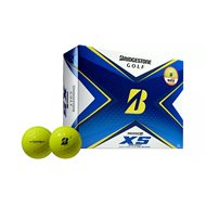Bridgestone Tour B XS 2020 Yellow Golf Ball