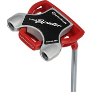 TaylorMade Myspider Tour Red/Silver Putter