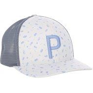 Puma Snack Shack P 110 Trucker Snapback Golf Hat