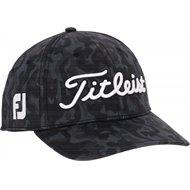 Titleist Tour Cotton Semi Curve Golf Hat