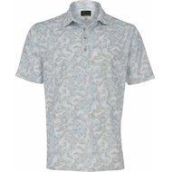 Greg Norman Lab Digital Camo Shirt