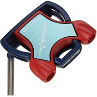TaylorMade Myspider Tour Red/Blue T-Line Putter