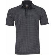 Greg Norman ML75 Microlux 2Below Fleur De Lis Print Shirt