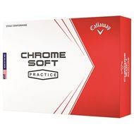 Callaway Chrome Soft Practice Golf Ball