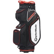 TaylorMade Black/White/Red Cart