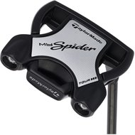 TaylorMade Myspider Tour Black/Silver Double Line Putter