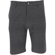 "Adidas Ultimate365 Plaid Print 10"" Shorts"
