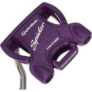 TaylorMade Custom Tour Purple Spider Double Bend Putter